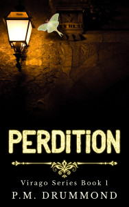 Book Cover of Perdition Book 1 Virago Series